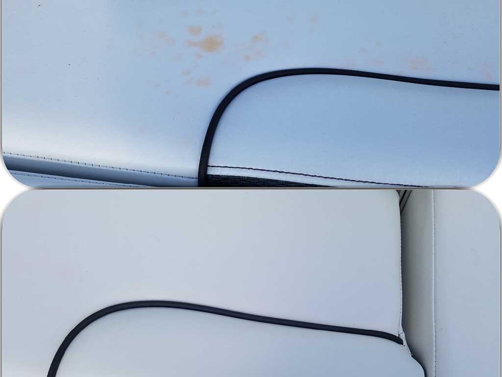 Aléta9 - nettoyage cuir chaise