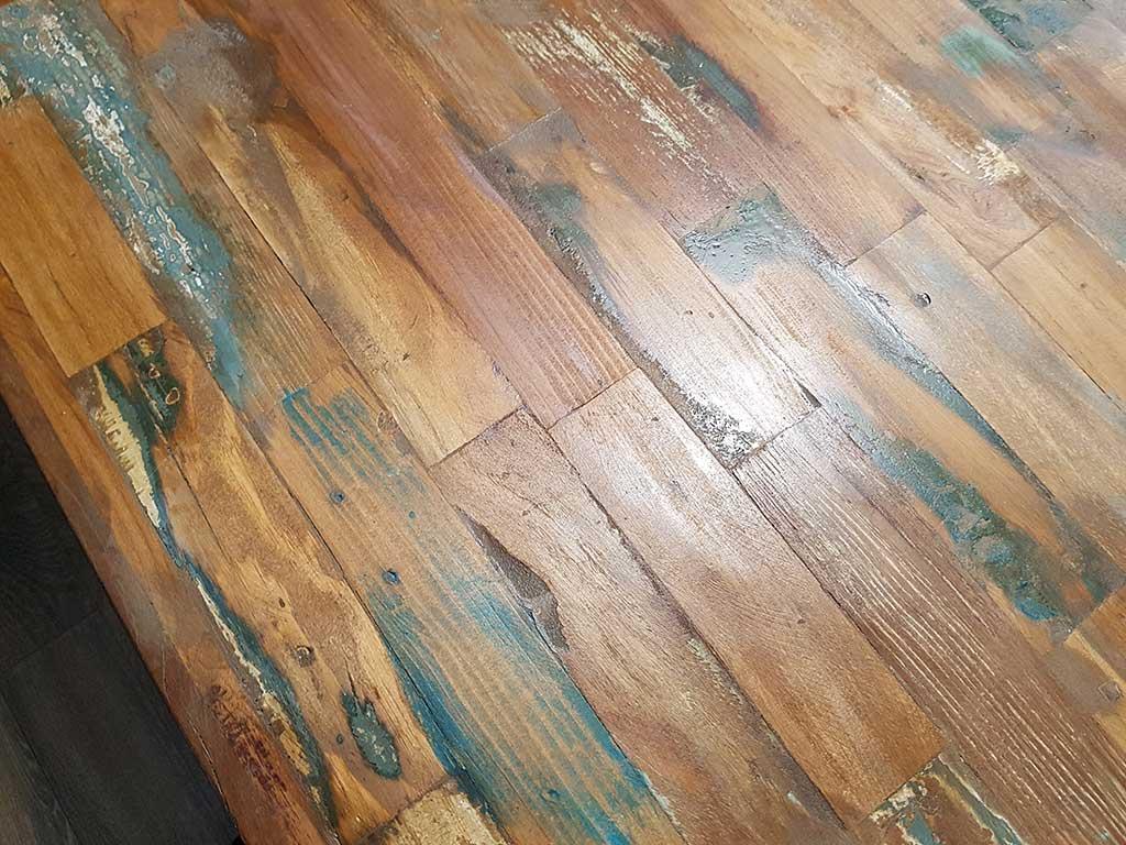 Aléta9 - réparation plancher